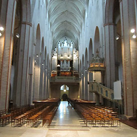 Turku (Finnland) | Dom, Virtanen-Organ