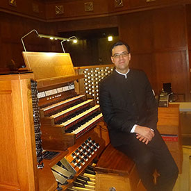 Washington D.C. (USA) | Basilica of the National Shrine of the Immaculate Conception, Moeller-Organ